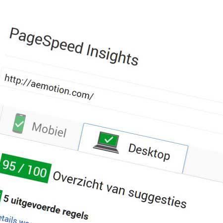 Pagespeed is een onderdeel van responsive website laten makenPagespeed is een onderdeel van responsive website laten maken