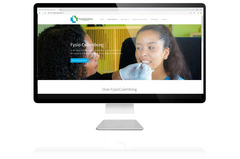 Fysio Culemborg koos voor een website laten bouwen door Aemotion. DaarFysio Culemborg koos voor een website laten bouwen door Aemotion. Daarnaast fotografie en SEOnaast fotografie en SEO