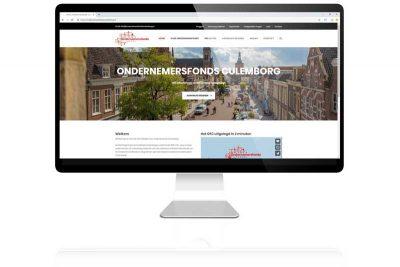 Ondernemersfonds Culemborg kiest voor drupal website met perfecte workflow, fotografie en video