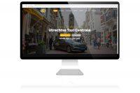Voor Utrechtse Taxi Centrale UTC bouwde Aemotion website, schreef teksten en fotografeerde. Compleet traject met projectmanagement